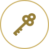 Concierge service 24-hour gold keys